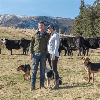 Young team keen on farm's future