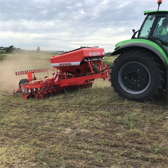 No-till technology to keep the soil on your land
