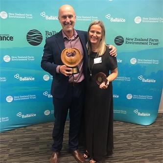 Covid Fails to Stymie Farm Environment Awards' Success.