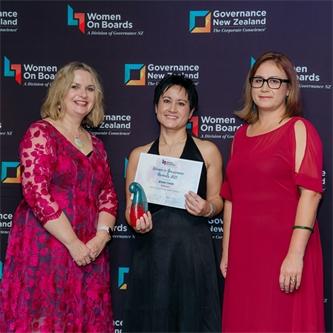 Ruralco scoops double win in gender diversity awards
