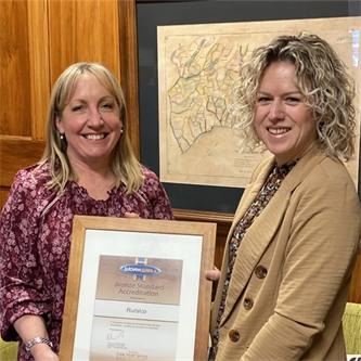 Ruralco achieves WorkWell Bronze Accreditation