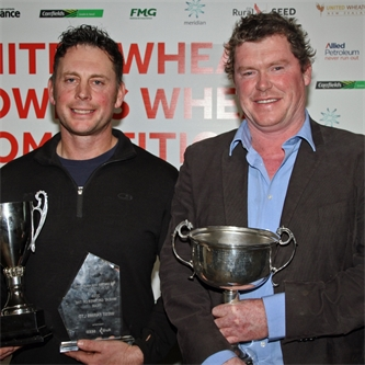 United Wheatgrowers Competition, 2018 winners