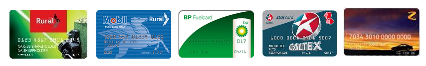 Fuel card options